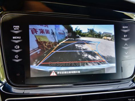 Pure Electric FAW A70E Launched in China 17
