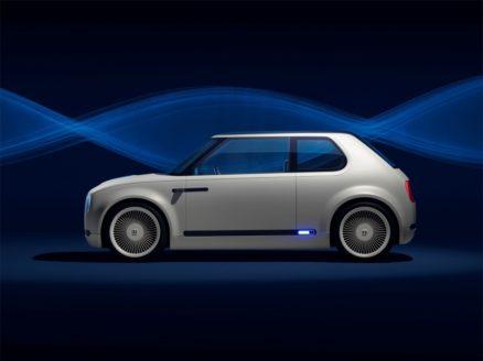 Honda Urban EV Spotted Testing 10