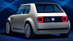 Honda Urban EV Concept Revealed at Frankfurt- Production Version to Arrive in 2019 10