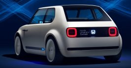 Honda Urban EV Concept Revealed at Frankfurt- Production Version to Arrive in 2019 7