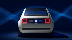 Honda Urban EV Concept Revealed at Frankfurt- Production Version to Arrive in 2019 11