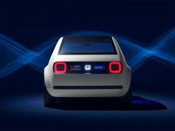 Honda Urban EV Spotted Testing 12