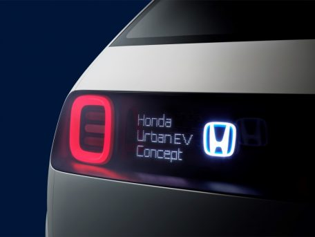 Honda Urban EV Spotted Testing 14