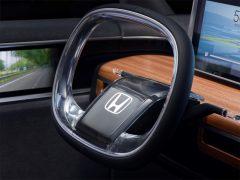 Honda Urban EV Spotted Testing 20