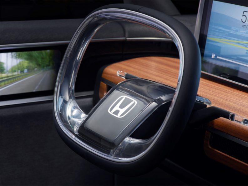 Honda Urban EV Spotted Testing 16