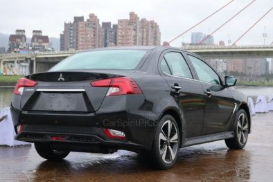 The Mitsubishi Grand Lancer Continues to Rule the East 9