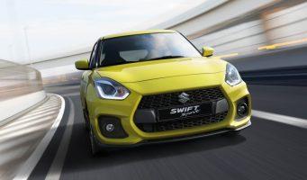 All New Swift Sport Unveiled at 2017 Frankfurt Motor Show 3