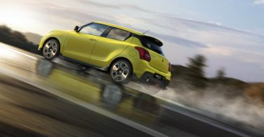 All New Swift Sport Unveiled at 2017 Frankfurt Motor Show 8