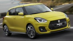 All New Swift Sport Unveiled at 2017 Frankfurt Motor Show 8
