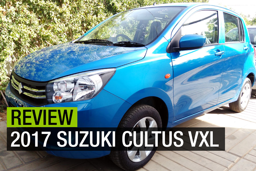 Review: 2017 Suzuki Cultus VXL 37