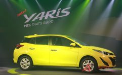 2018 Toyota Yaris Hatchback Launched in Thailand 5