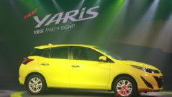 2018 Toyota Yaris Hatchback Launched in Thailand 8
