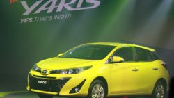 2018 Toyota Yaris Hatchback Launched in Thailand 7