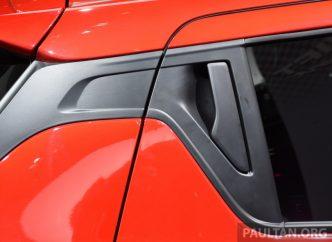 All New Swift Sport Unveiled at 2017 Frankfurt Motor Show 22