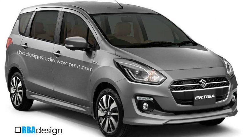 Should Pak Suzuki Replace the Aging APV with Ertiga MPV? 14