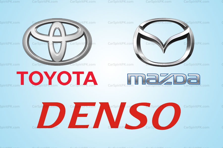 Toyota, Mazda and Denso to Develop Electric Vehicles 11