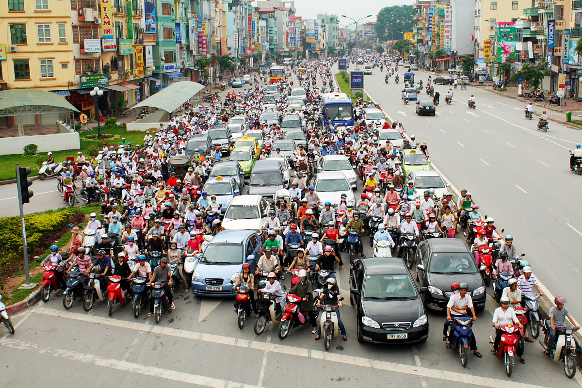 Vietnam to Make Its Own Cars 1