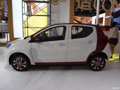 Zotye Z100 Plus at 2017 Chengdu Auto Show 3