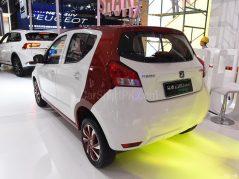 Zotye Z100 Plus at 2017 Chengdu Auto Show 5