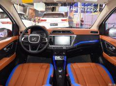 Zotye Z100 Plus at 2017 Chengdu Auto Show 9