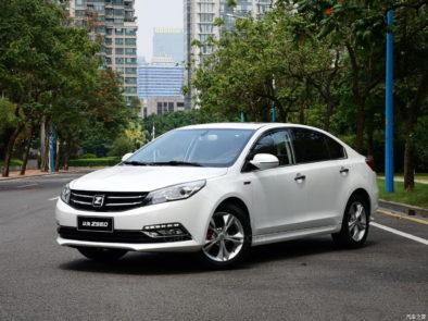 Zotye Z560 Launched in China 5