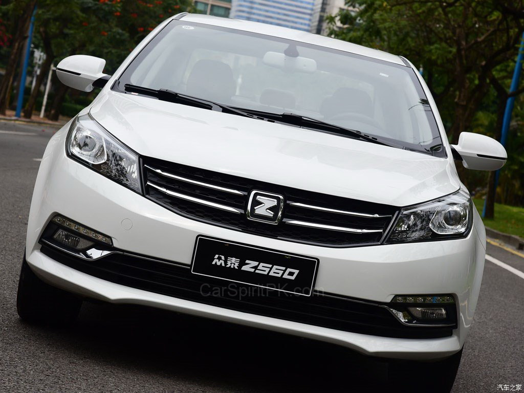 Zotye Z560 Launched in China 26