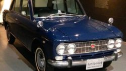 Remembering the Datsun Bluebird from the 1960s 20