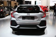Honda Civic Diesel Unveiled at 2017 Frankfurt Motor Show 8