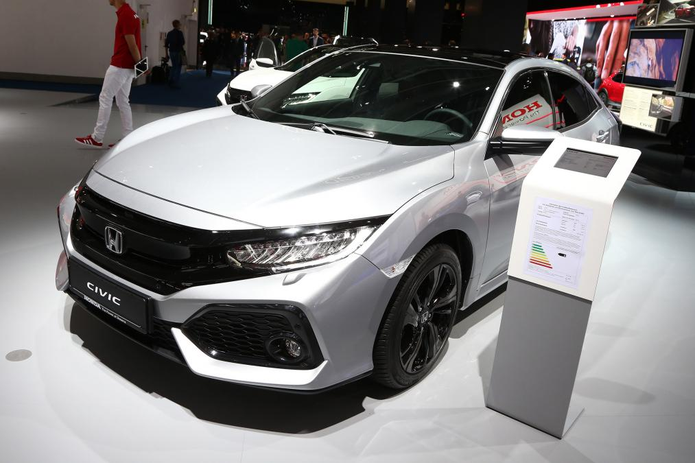 Honda Civic Diesel Unveiled at 2017 Frankfurt Motor Show 4