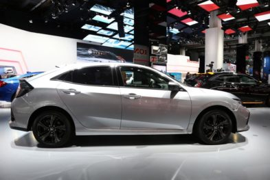 Honda Civic Diesel Unveiled at 2017 Frankfurt Motor Show 6