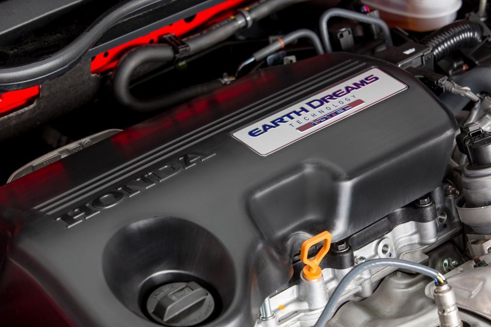 Honda Civic Diesel Unveiled at 2017 Frankfurt Motor Show 2