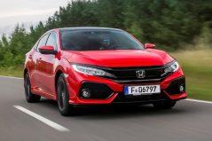 Honda Civic Diesel Unveiled at 2017 Frankfurt Motor Show 4