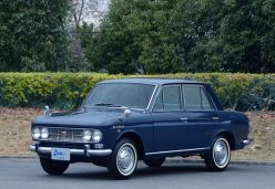 Remembering the Datsun Bluebird from the 1960s 14
