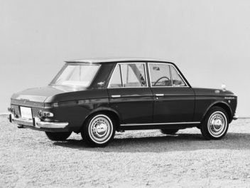 Remembering the Datsun Bluebird from the 1960s 11