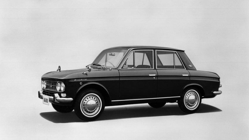 Remembering the Datsun Bluebird from the 1960s 5