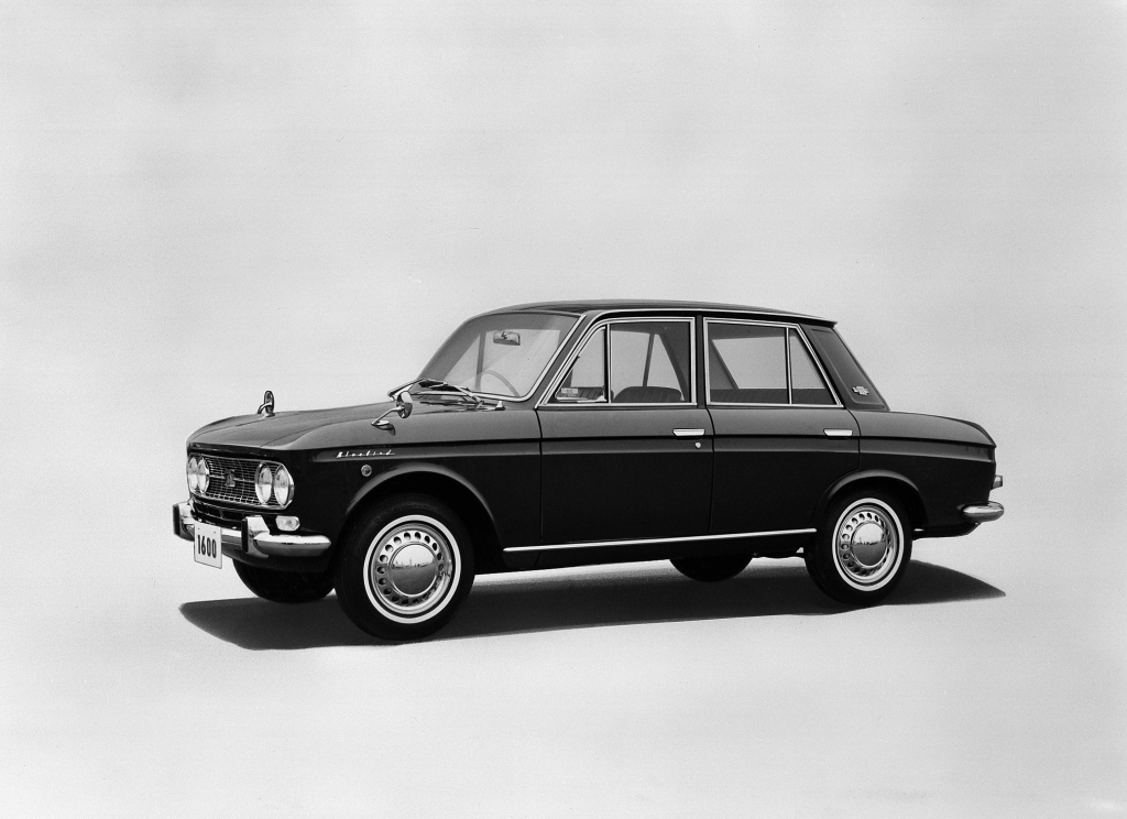 Remembering the Datsun Bluebird from the 1960s 23