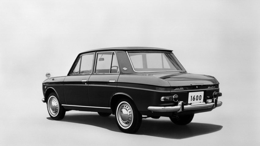 Remembering the Datsun Bluebird from the 1960s 6