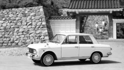 Remembering the Datsun Bluebird from the 1960s 16