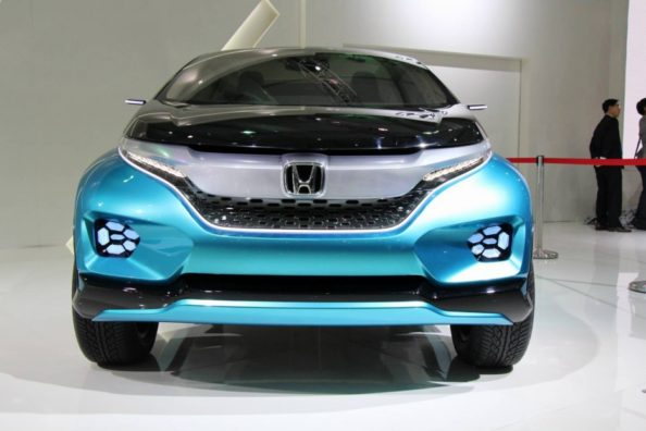 Honda Vision XS-1 Concept Reportedly Heading to Production 7