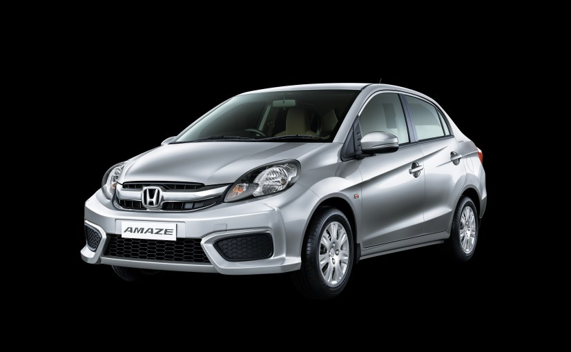 Honda Amaze Privilege Edition Launched in India at INR 6.49 lac 12