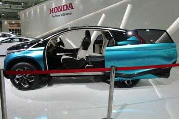 Honda Vision XS-1 Concept Reportedly Heading to Production 9