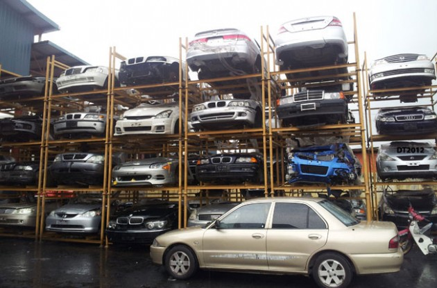 UK Scrappage Schemes to Get Old Euro 1 to Euro 4 Cars Off the Road 1