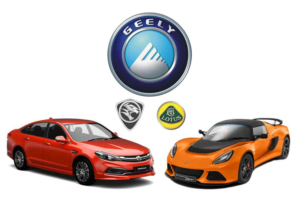Geely to Finalize Proton-Lotus Takeover This Month 20