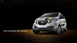 Datsun Redi-GO Gold launched in India at INR 3.69 lac 8