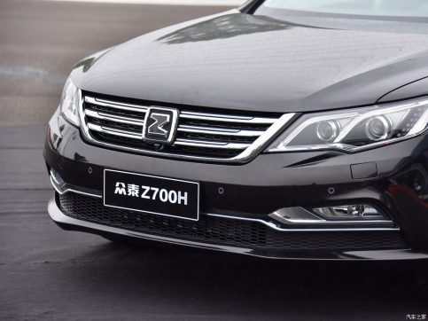 Zotye Launches the Stunning Z700H Facelift in China 27