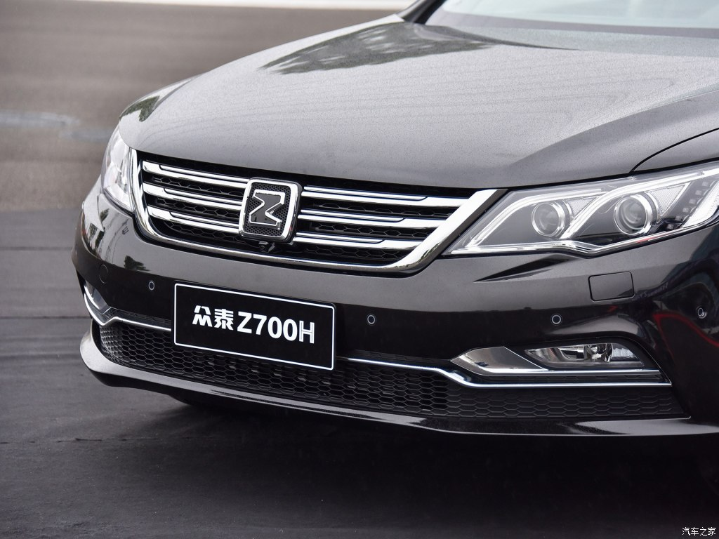 Zotye Launches the Stunning Z700H Facelift in China 1