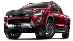 2018 Isuzu D-Max Facelift Officially Revealed in Thailand 5