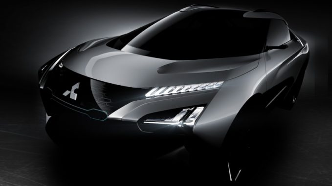 Mitsubishi e-Evolution Concept to be showcased at Tokyo Motor Show 2