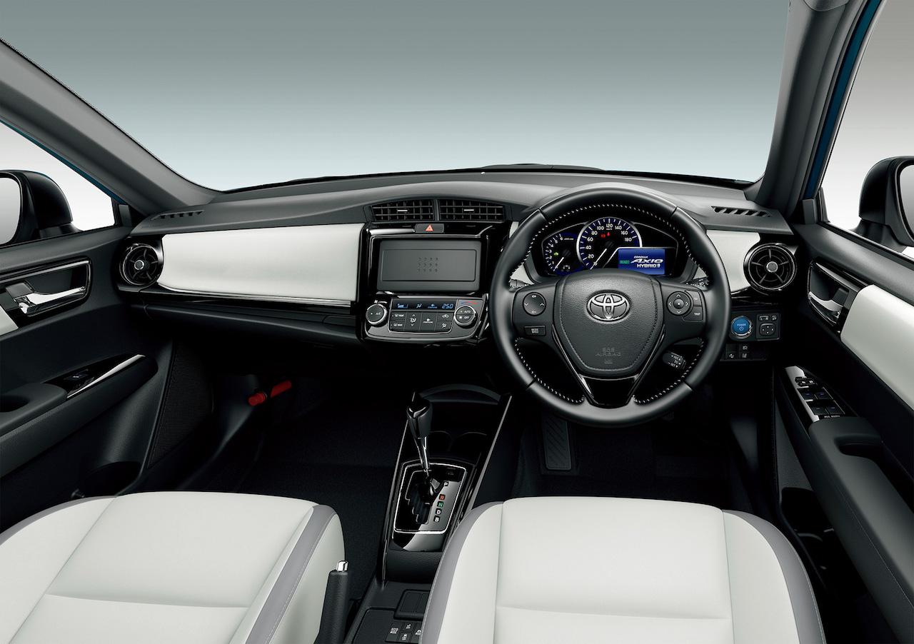 2018 Toyota Corolla Axio And Fielder Refresh Officially