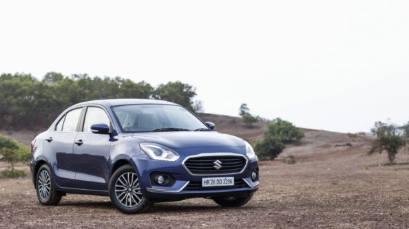 Maruti Dzire Creates History with 1 Lac Units Sold in 5 Months 1